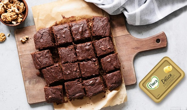 recipe image Brownies de chocolate